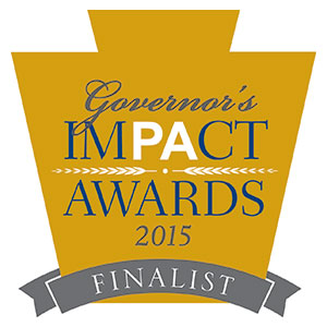 Governor's ImPAct Awards 2015 Finalist