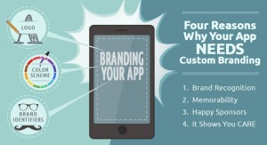 Four reasons why your app needs custom branding