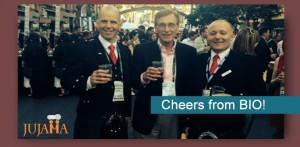 JUJAMA at BIO 2014: Old Friends & New Possibilities