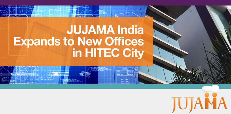 JUJAMA India Expands to New Offices in HITEC City
